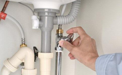 ハンドルタイプ止水栓